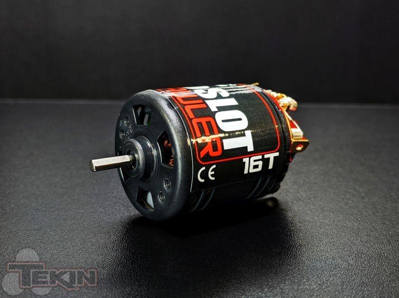 5 Slot Rock Crawler Brushed Motor 16Turn