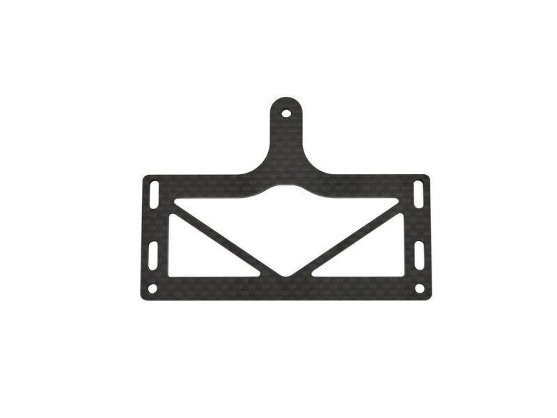 Pod plate rr carbon 988e Pan (SER905118)