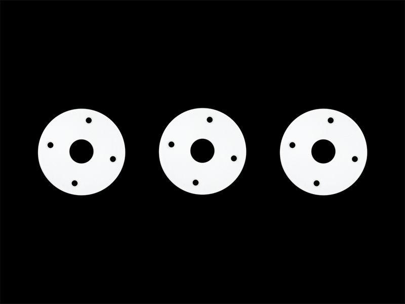 Shock piston 4-holes (4) X20 (SER401841)