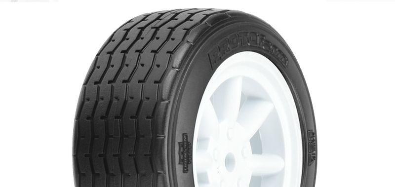 VTA Reifen vorn (26mm) auf Felge weiß verklebt