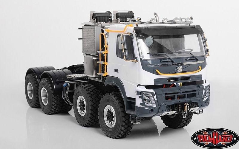 1/14 8X8 Tonnage Heavy Haul Truck (FMX)