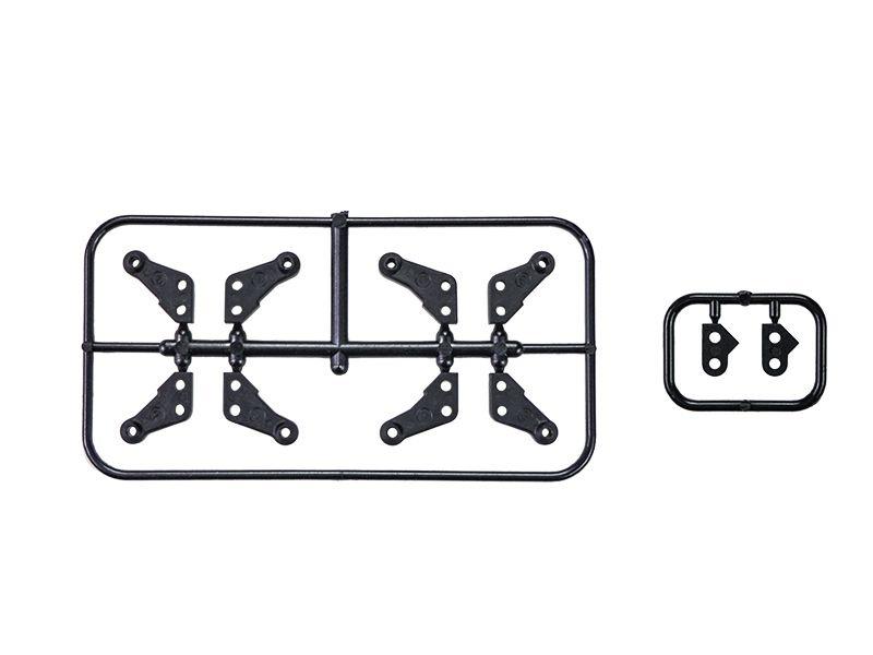 Steering arms L+R (4+2) SRX2 Gen3 (SER500726)