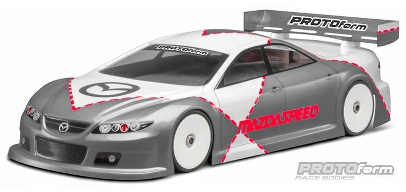 PROTOform Mazda 6 Speed PRO-Lite
