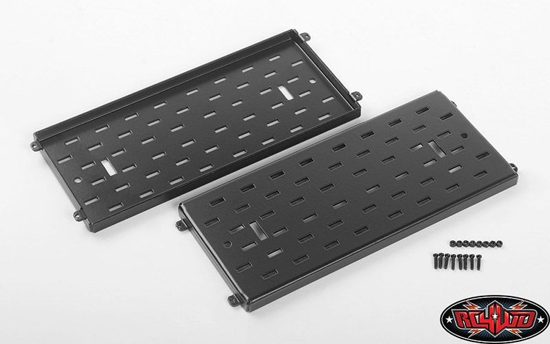 Aluminum Rear Window Guard for Traxxas TRX-4
