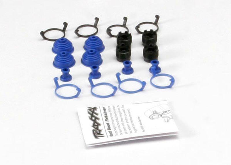 Pivot Ball Caps(4)+Staubschutz