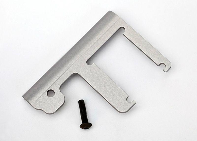 Chassis Brace, Revo (3mm 6061-T6 aluminum) (eloxiert)