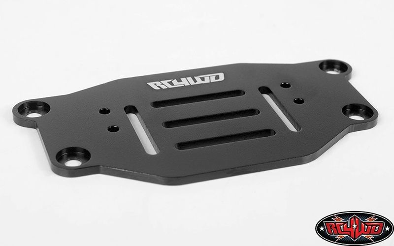 RC4WD Warn Winch Mounting Plate for TRX-4 79 Bronco Ranger