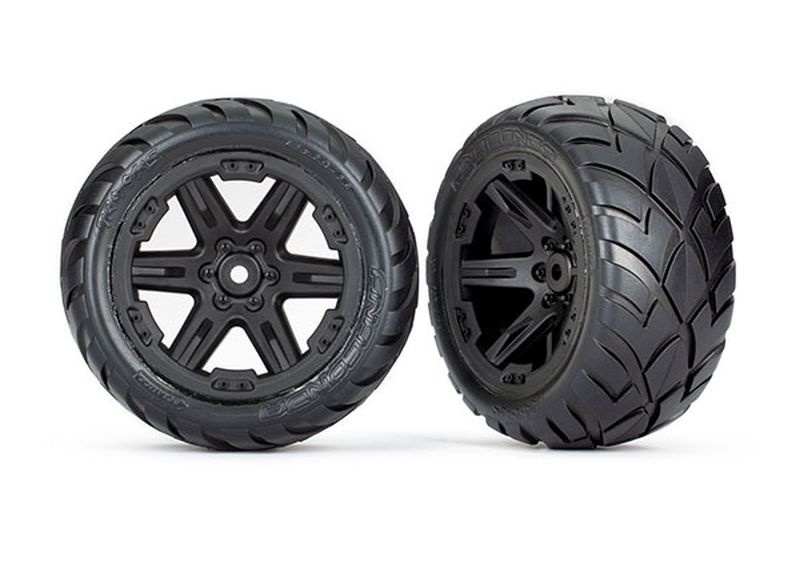 Reifen auf Felge 2.8 RXT schwarz / Anaconda (TSM rated)