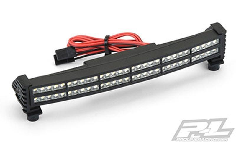 6Zoll Super-Helle LED DoppelreiheLight-Bar-Kit 6-12V gebogen