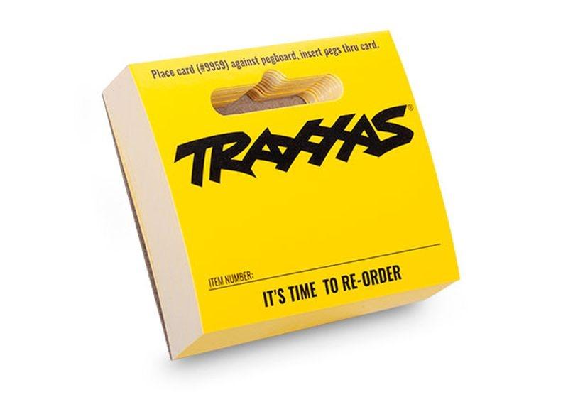 TRX RE-ORDER BACK TAGS (50er Block)