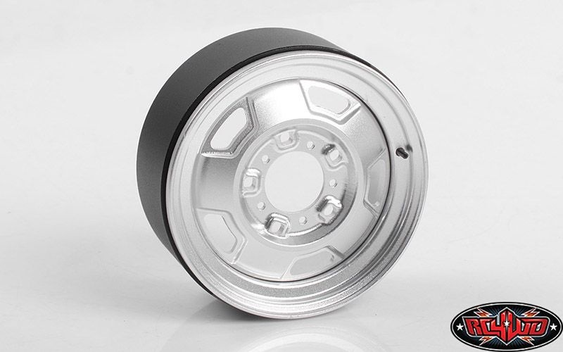 Naginata 2.8 Wheels w/ Hubcaps for Capo Racing Samurai