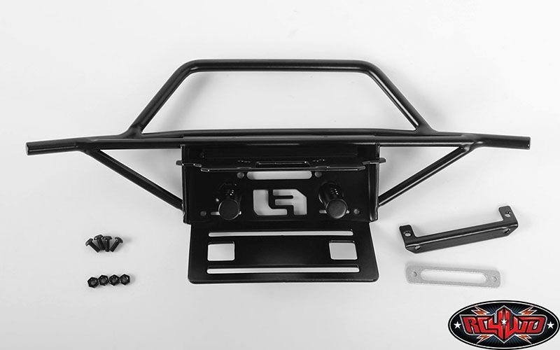 Metal Front Winch Bumper for HPI Venture FJ Cruiser
