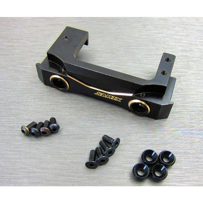 SAMIX Enduro front brass bumper mount