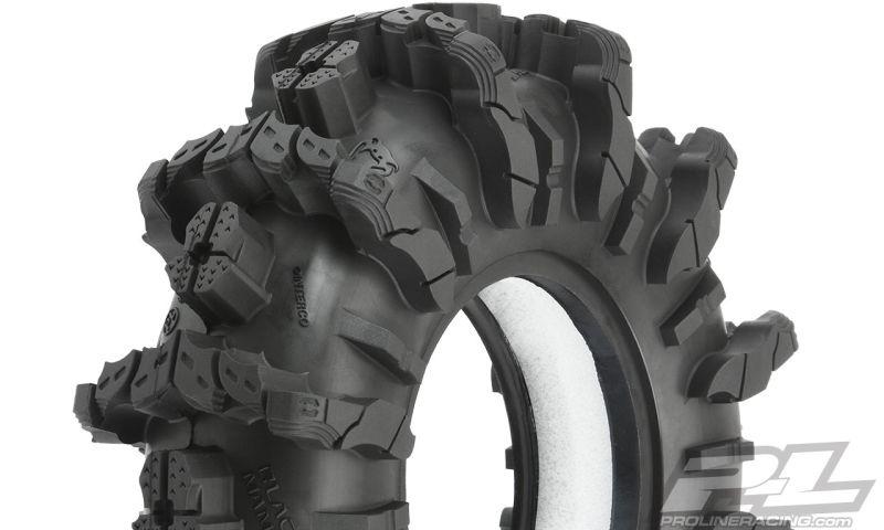 Pro-Line Interco Black Mamba Mud Terrain Reifen v/h (2)