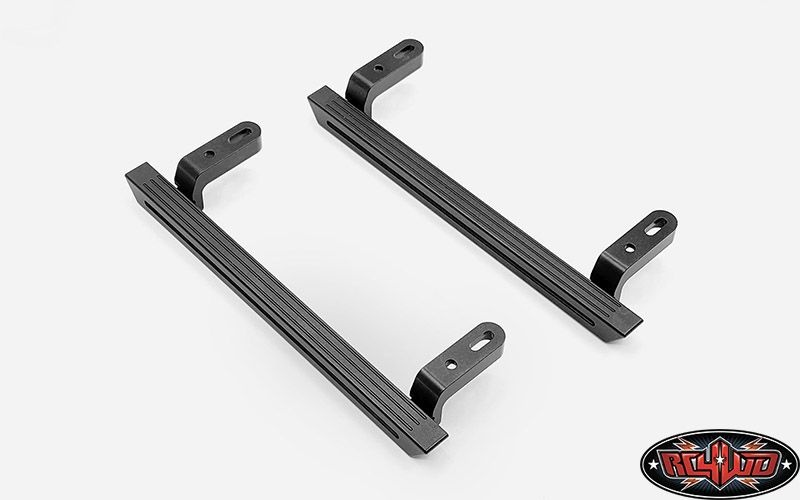 Tonfa Side Sliders for Traxxas Mercedes-Benz G Trucks Black