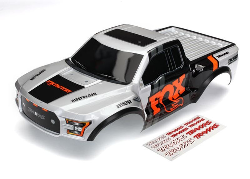 Karo Ford Raptor Fox (Heavy Duty) +Decals