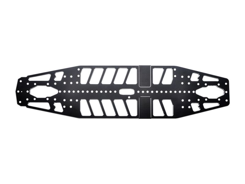 Chassis 2mm 7075T6 soft X20 21  (SER401950)