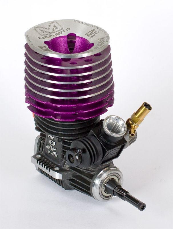 NOVAROSSI MEPHISTO-GT5 3.5cc ELS RE