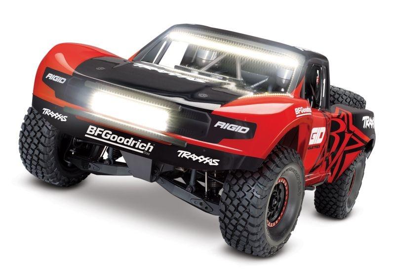 TRAXXAS Unlimited Desert Racer 4x4 VXL RIGID-Ed. RTR + LED