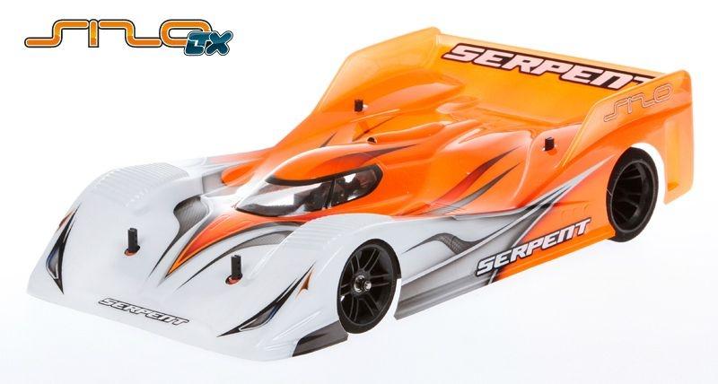 Serpent S120 LTX 1/12 pan-car