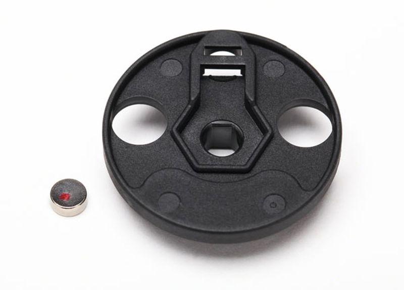 Telemetry Magnet-Halter / +Magnet 5x2mm (1)