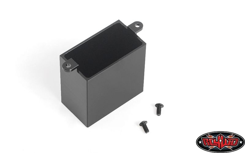 Aluminum Toolbox for Overland Truck
