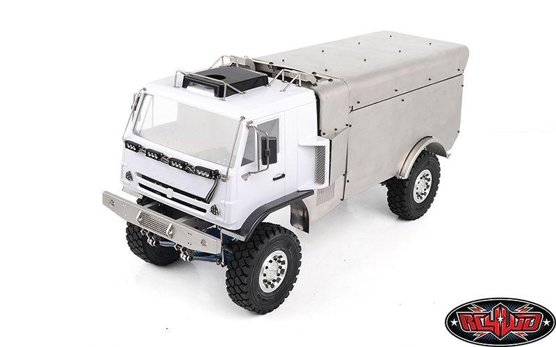 RC4WD 1/14 Rally Race Semi Truck RTR
