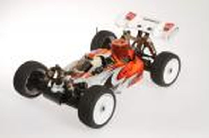 Cobra Buggy RTR 1/8 GP (no Transmitter) (SER600003NT)