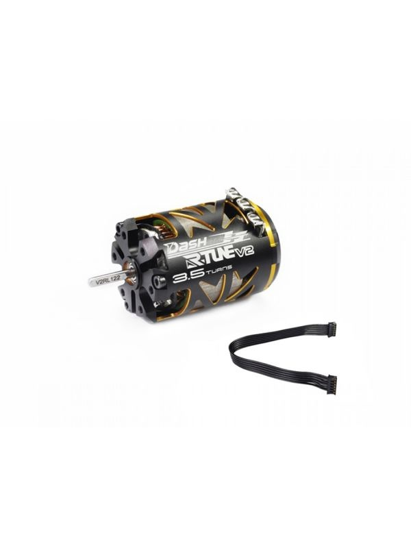 Dash R-Tune V2 (Modified type) 540 Sensored Brushless Motor