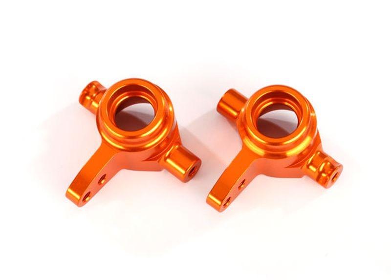 Lenkhebel 6061-T6 Alu orange eloxert l/r