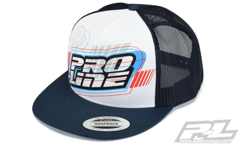 Pro-Line Energy Trucker Snap Back Hat (One Size Fits Most)