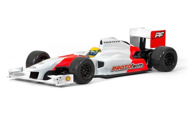 SLVR F1-Thirteen Karo klar