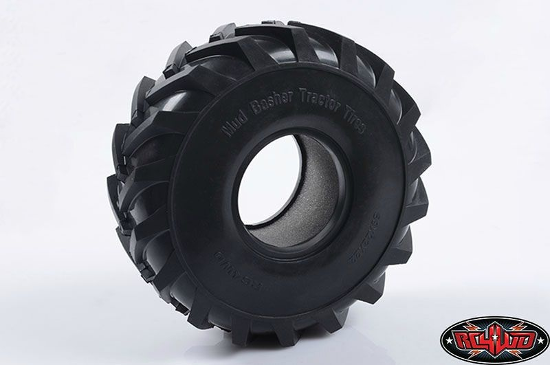 Mud Basher 2.2 Scale Tractor Tires
