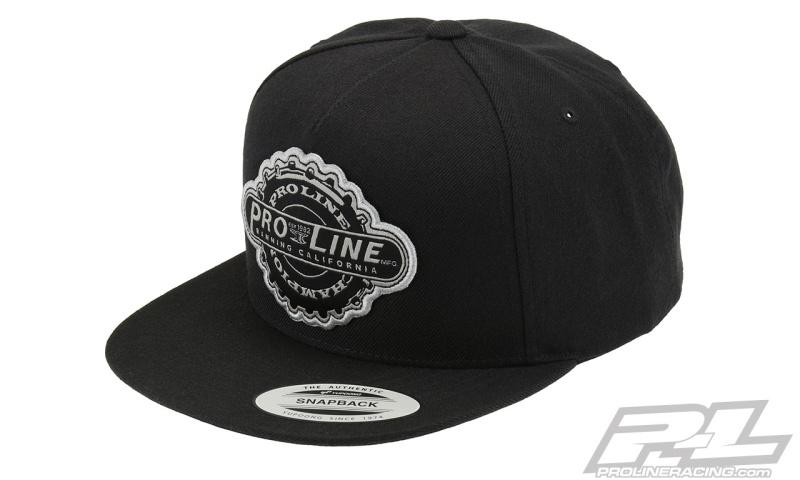 Pro-Line Manufactured schwarz Snapack Hat