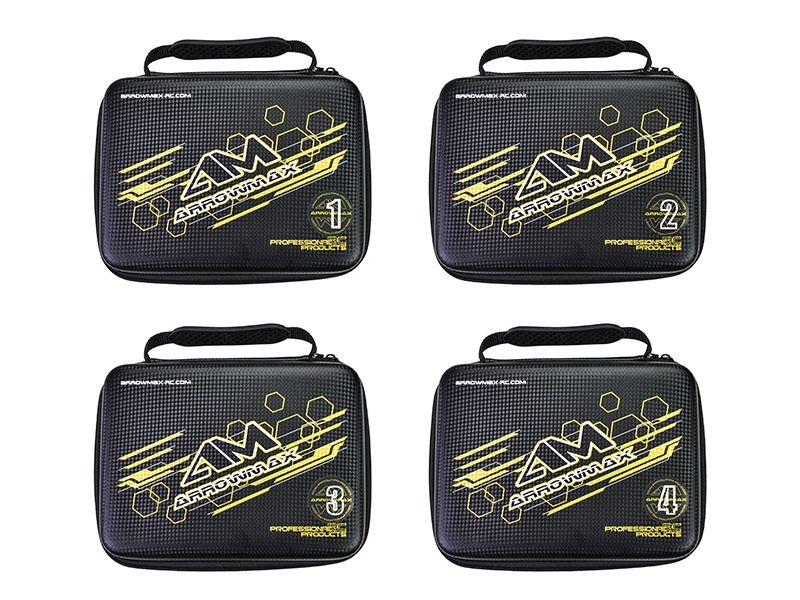 AM Accessories Bag (240 x 180 x 85mm) Set - 4 Bag With Bumbe