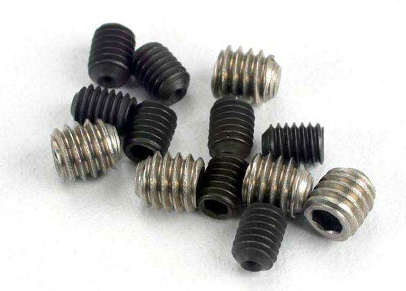 Maden Schrauben 3x4mm (8), 4x4mm (4)