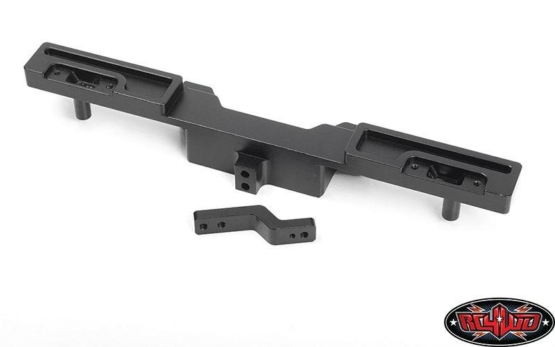 Oxer Steel Rear Bumper w/ Towing Hook