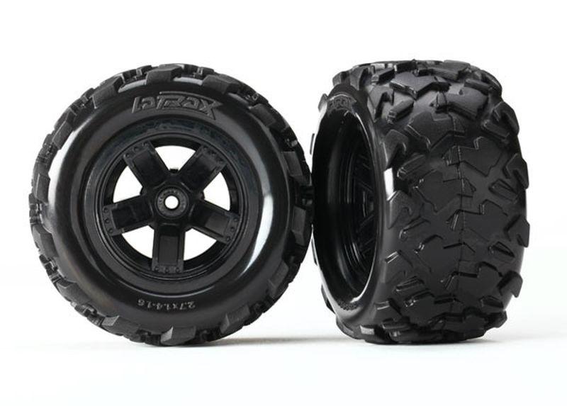 Reifen auf Felge montiert (2)