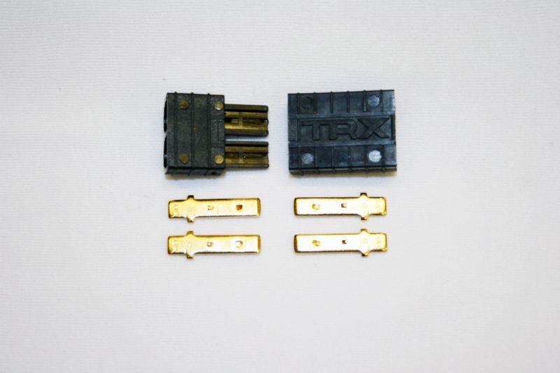 TRX Stecker je 1 Männchen, 1 Weibchen