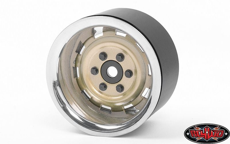 Rally 1.9 Beadlock Wheels (Gold)