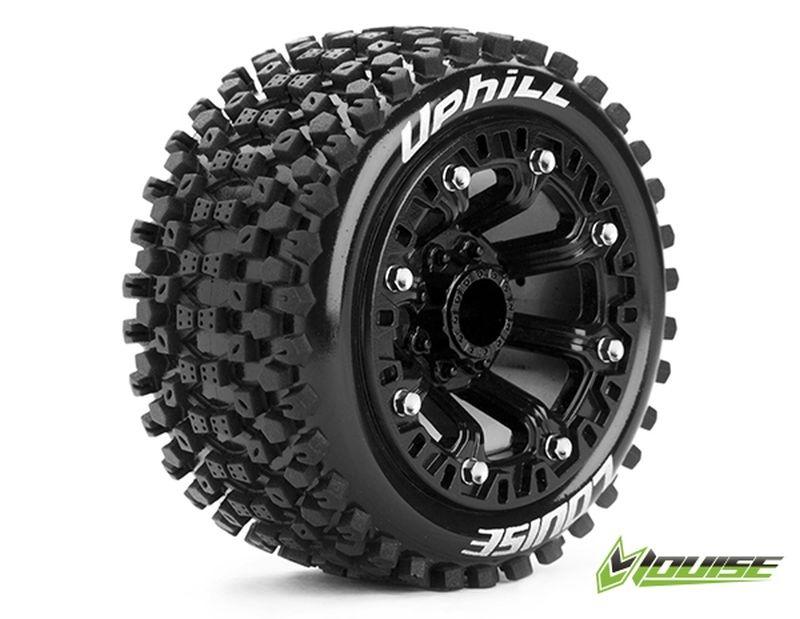 ST-UPHILL 2.2 soft Reifen auf Felge schwarz