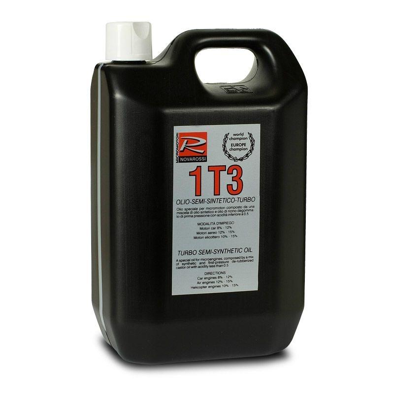 Turbo2 Semi-Synthetik-Öl / 3 Liter