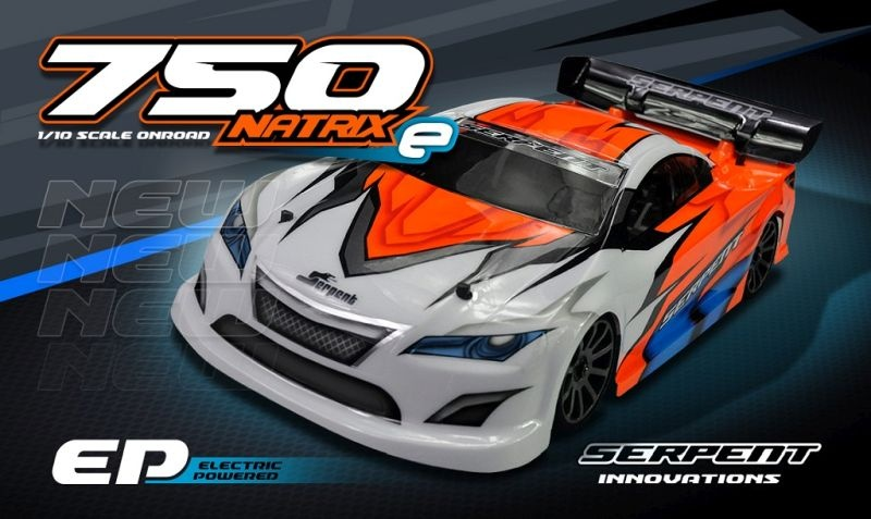 Serpent Natrix 750-e 1/10 4wd EP (SER804013)