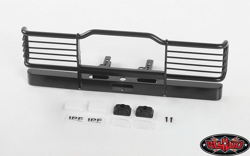 Bumper mit IPF Lights für Traxxas TRX-4 LR Defender