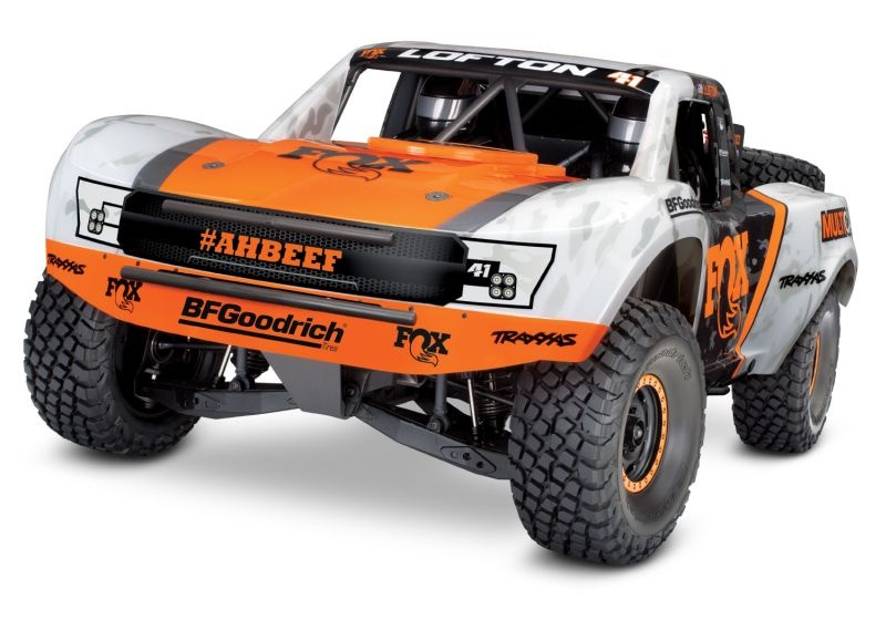 TRAXXAS Unlimited Dessert Racer 4x4 VXL Fox-Edition RTR