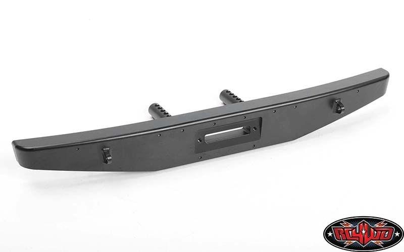 Tough Armor Bumper for Traxxas TRX-4 (Black)