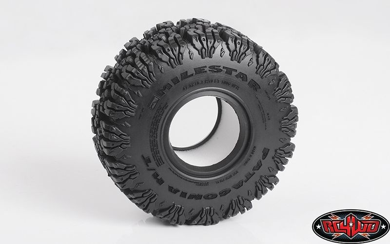 RC4WD Milestar Patagonia M/T 1.9 4.7 Tires