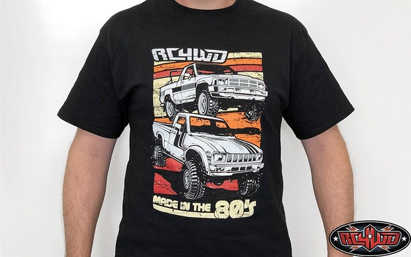 RC4WD Made in the 80s (L)