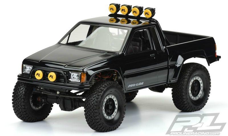 Pro-Line 1985 Toyota HiLux SR5  Karo klar (Cab & Bed)