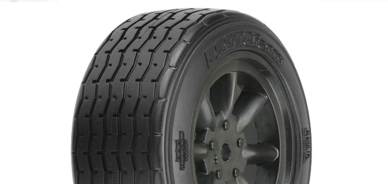 VTA Reifen vorn (26mm) auf Felge schwarz verklebt